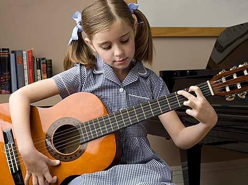 Belajar Musik Dan Gitar