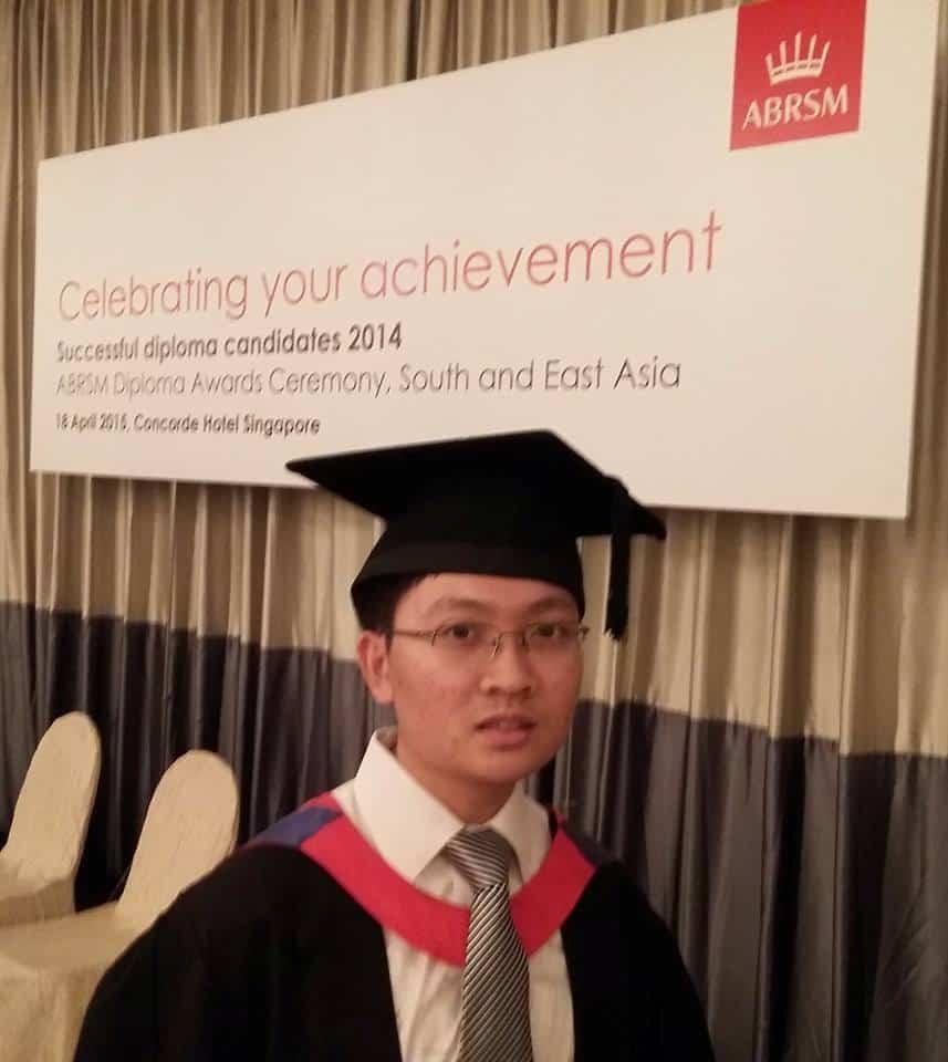 Harvestianto Diploma Singapore