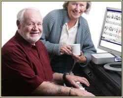 Belajar Musik Di Usia Lanjut