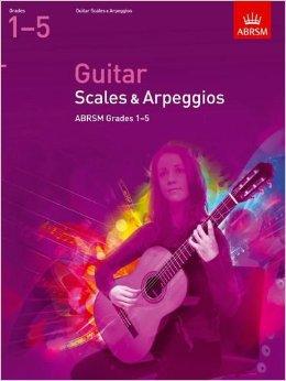 Gitar ABRSM