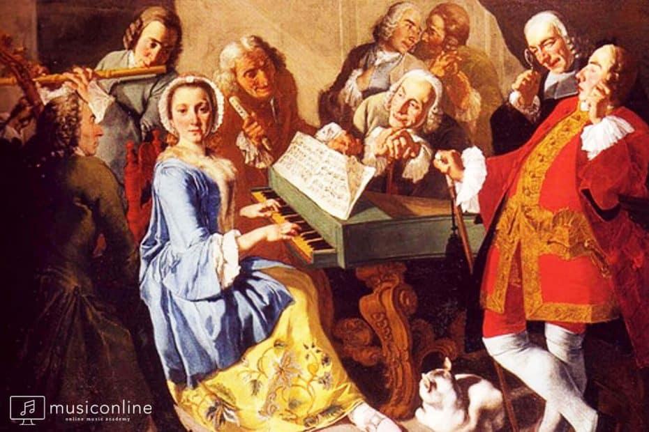 sejarah musik klasik