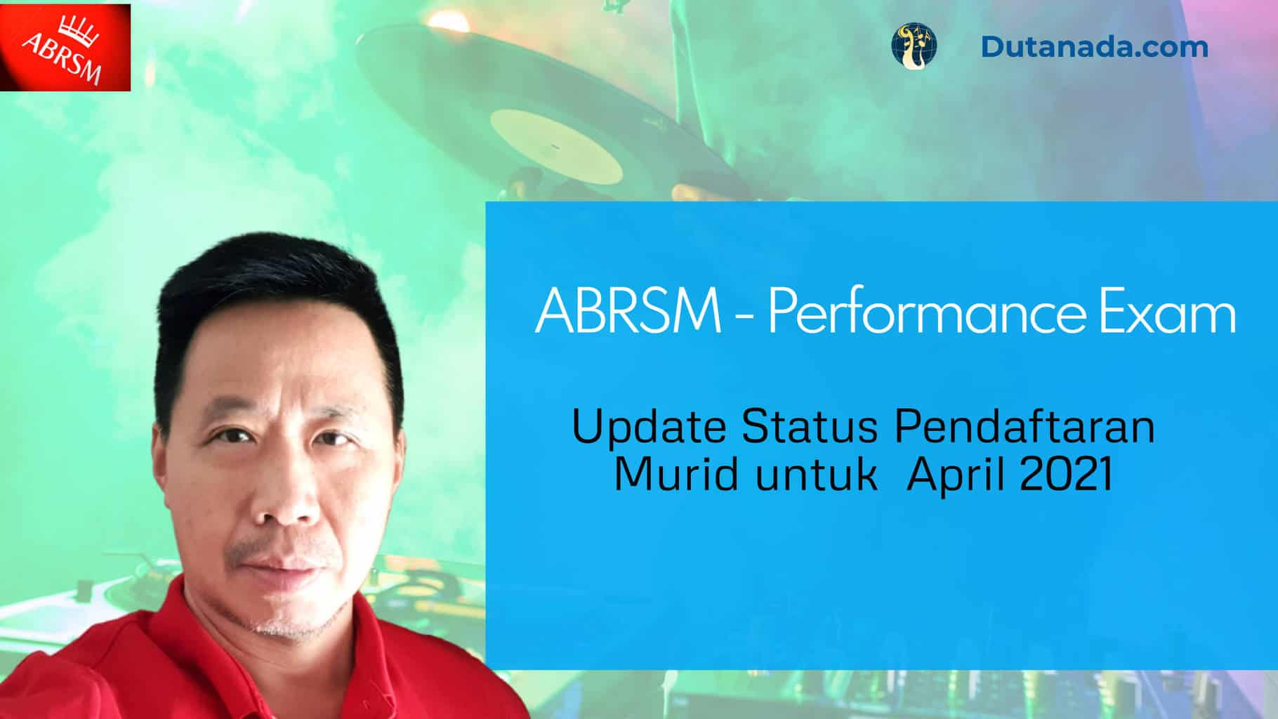 ABRSM Performance Exam