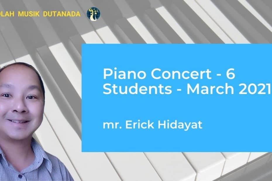 konser piano